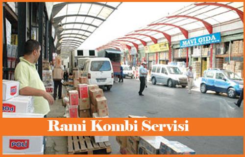 Rami Kombi Servisi