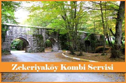 Zekeriyaköy Kombi Servisi